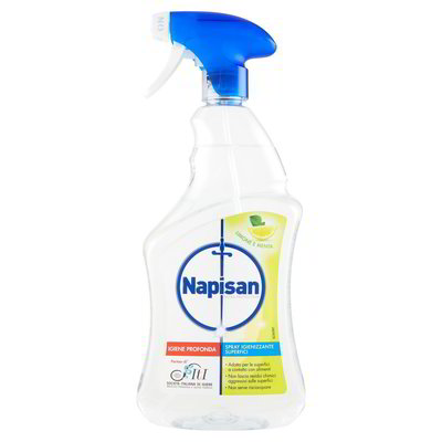 NAPISAN Spray Igienizzanteml 750ml   - Iltuobenessereonline.it