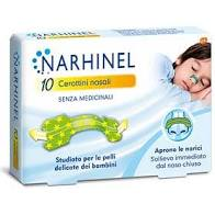 Narhinel Cerottini Nasali 10 Pezzi - Iltuobenessereonline.it