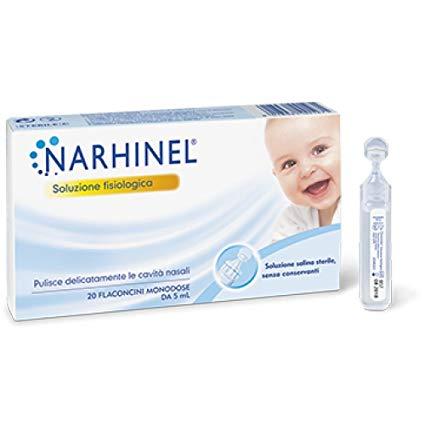 Narhinel Soluzione Fisiologica 20  Flaconcini - Farmalilla