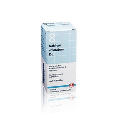 DR. SCHUSS NATRIUM CHLORATUM 8 6 DH 50 G - Farmapage.it