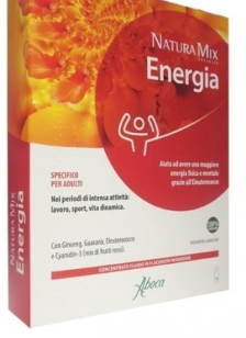 NATURA MIX ADVANCED ENERGIA 10 FLACONCINI 150 G - Farmaciacarpediem.it