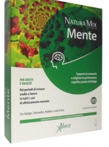 NATURA MIX ADVANCED MENTE 10 FLACONCINI 150 G - Farmaciacarpediem.it