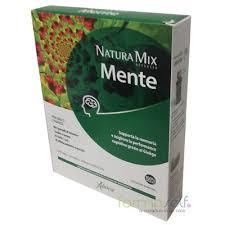 NATURA MIX ADVANCED MENTE 10 FLACONCINI 150 G - Farmawing