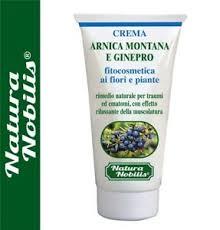 Natura Nobilis Crema Arnica Montana e Ginepro 100ml - Sempredisponibile.it