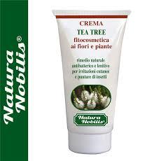 Natura Nobilis Crema Tea Tree 100ml - Sempredisponibile.it