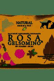 NATURAL DERMA PET SALVIETTINE DETERGENTI ROSA GELSOMINO 35 PEZZI - Salutefarma.it