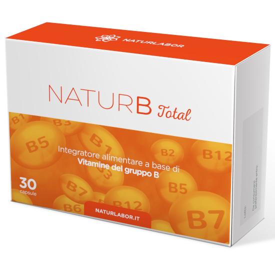 NATURB TOTAL 30 CAPSULE - sapofarma.it
