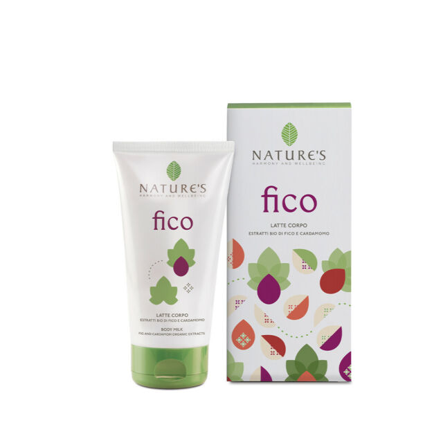 NATURE'S FICO LATTE CORPO 150 ML - Farmaedo.it