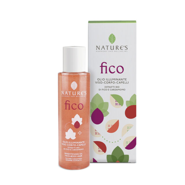 NATURE'S FICO OLIO ILLUMINANTE EDIZIONE LIMITATA 100 ML - Farmaedo.it