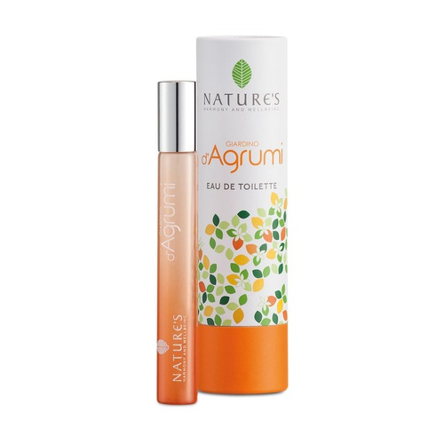 NATURE'S GIARDINO D'AGRUMI EAU DE TOILETTE ROLL ON 10 ML  EDIZIONE LIMITATA - Farmaedo.it