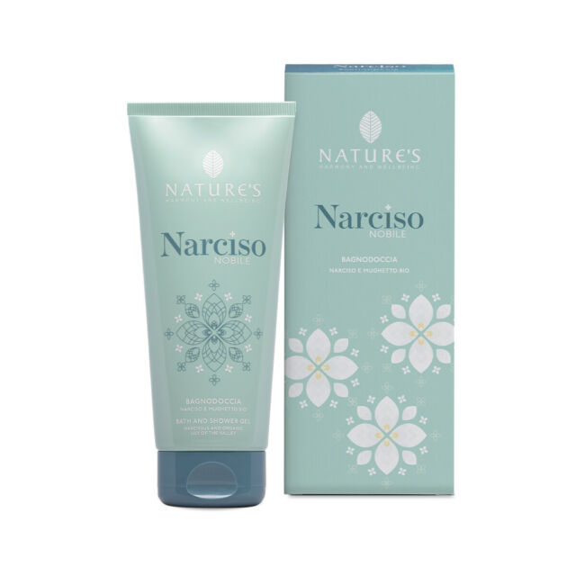 NATURE'S NARCISO NOBILE BAGNO DOCCIA 200 ML - Farmaedo.it