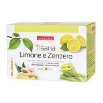 NATURPLUS TISANA LIMONE/ZENZERO 20 FILTRI - Farmapage.it
