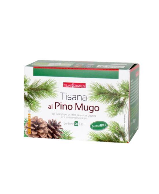 NATURPLUS TISANA PINO MUGO 20 FILTRI X 30 G - Farmapage.it