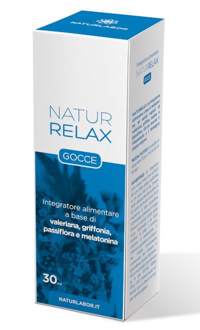 NATURRELAX GOCCE 30 ML - sapofarma.it