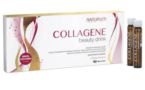 NATURVITI COLLAGENE 10 FIALE DA 25 ML - Iltuobenessereonline.it