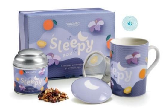 NEAVITA TEA TYPE COFANETTO SLEEPY - farmaciadeglispeziali.it
