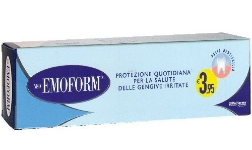 NEO EMOFORM WHITENING DENTIFRICIO 100 ML - Farmapage.it