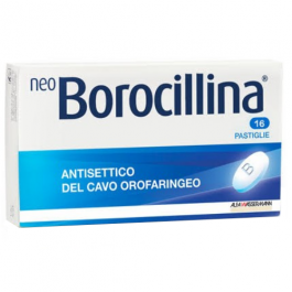 NEOBOROCILLINA*16PAST 1,2+20MG - La tua farmacia online