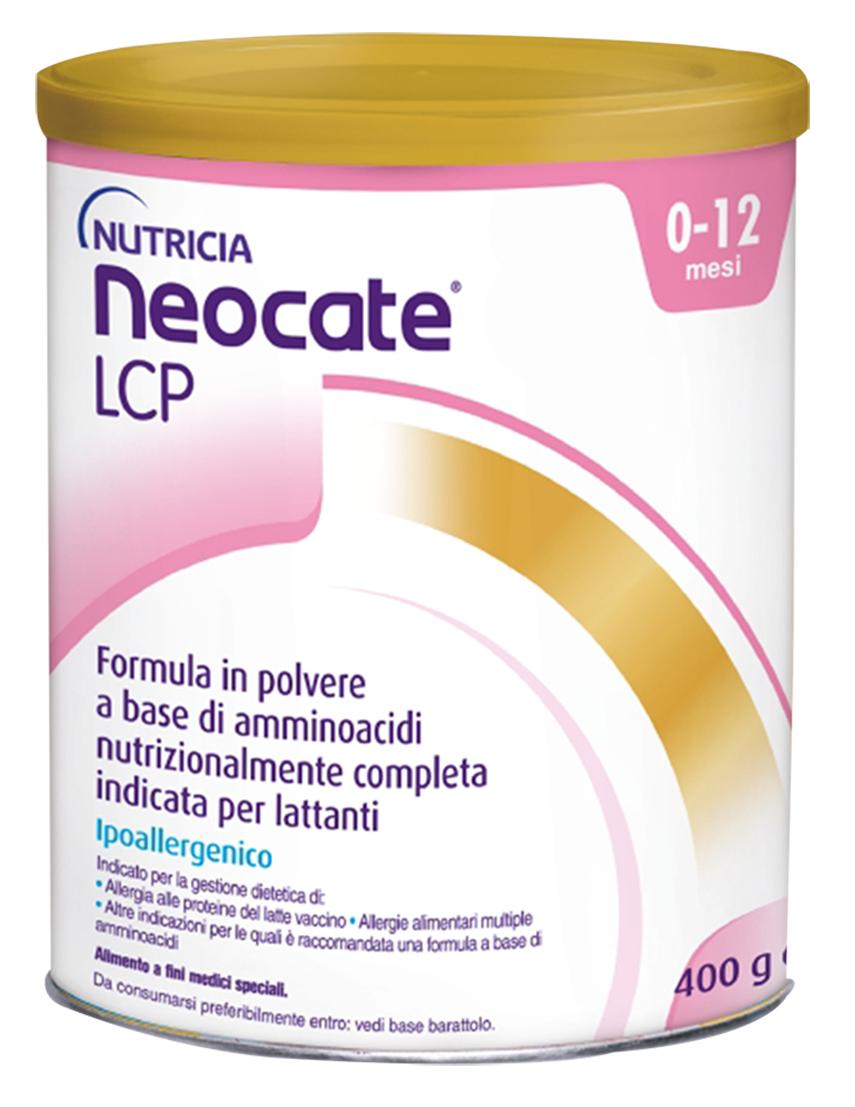 NEOCATE LCP POLVERE 400 G - Farmacia Centrale Dr. Monteleone Adriano