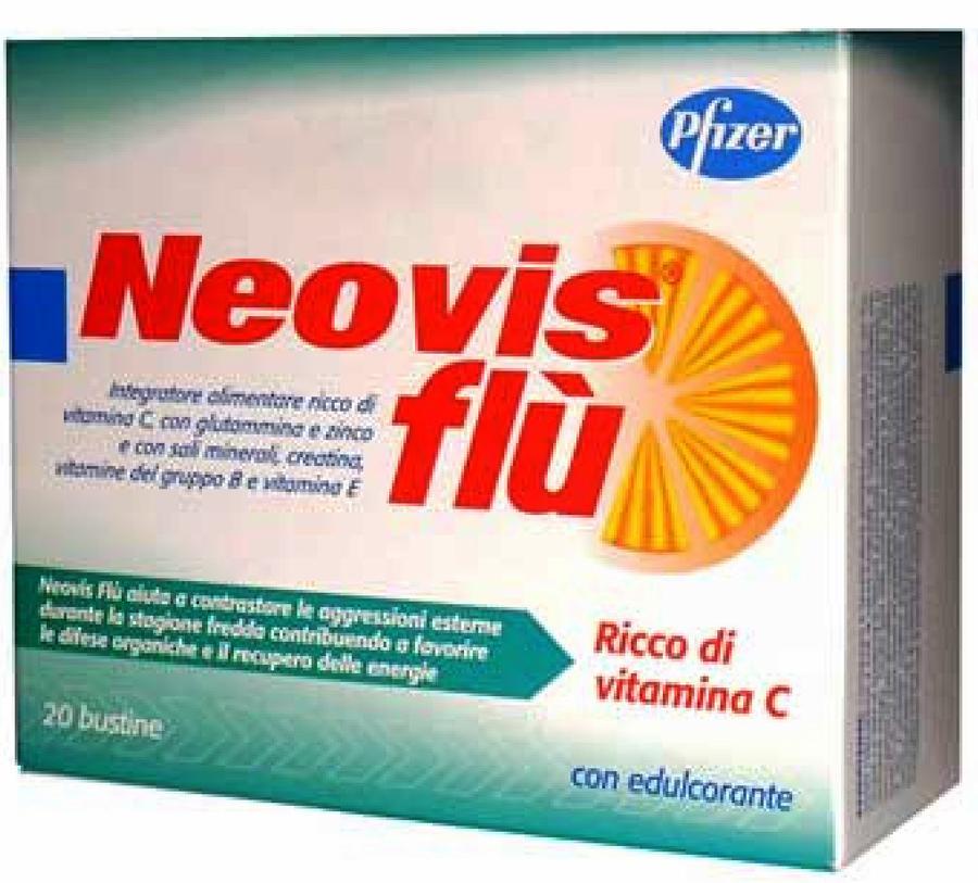 NEOVIS FLU 20 BUSTINE - Farmacia Centrale Dr. Monteleone Adriano