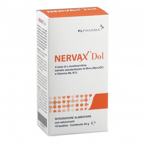 NERVAX DOL 10 BUSTINE - Farmapage.it