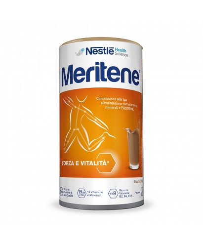 MERITENE CAFFE' ALIMENTO VITAMINE MINERALI 270 G - Farmastar.it