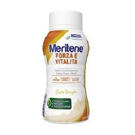 Nestlé Meritene Drink Integratore Alimentare Gusto Vaniglia 200ml - Farmafamily.it