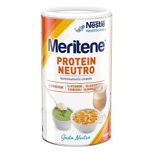 Nestlé Meritene protein Gusto Neutro 270g - Zfarmacia