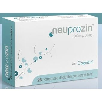 NEUPROZIN 28 COMPRESSE GASTRORESISTENTI - Farmafamily.it