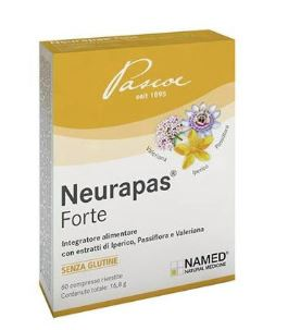 NEURAPAS FORTE 60 COMPRESSE - Farmacia 33