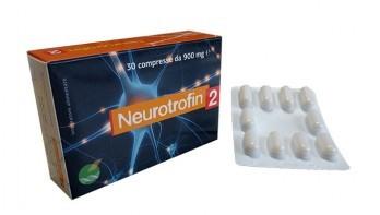 NEUROTROFIN-2 30 COMPRESSE 900 MG - FARMAEMPORIO