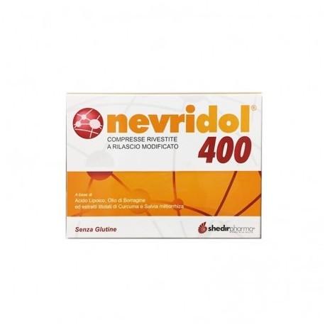 NEVRIDOL 400 40 COMPRESSE RILASCIO MODIFICATO - Farmacia Castel del Monte