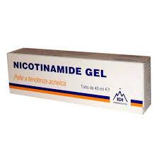 NICOTINAMIDE GEL 40ML - Farmabaleno