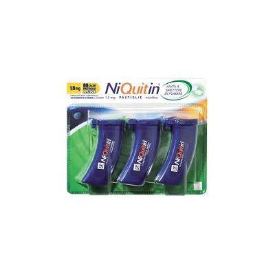 NIQUITIN MINI*60PASTL 1,5MG PP - Farmacia Castel del Monte