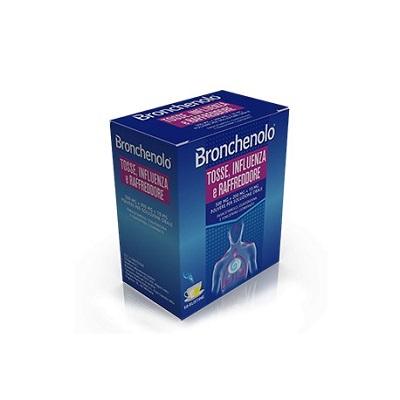 Bronchenolo Tosse Influenza e Raffreddore 10 Bustine - farmaventura.it