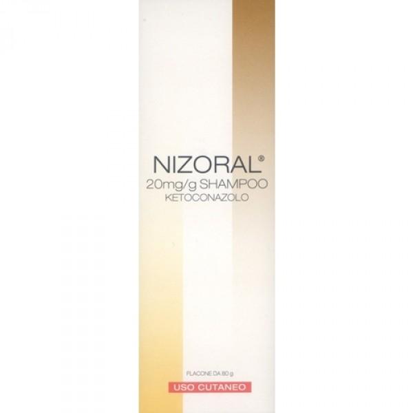 NIZORAL*SHAMPOO FL 100G 20MG/G - Farmawing