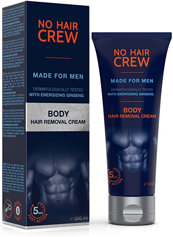 NO HAIR CREW BODY CREAM - Farmapage.it