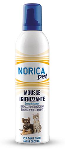 NORICA PET MOUSSE 400 ML - Farmacia Centrale Dr. Monteleone Adriano