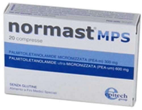 NORMAST MPS 20 COMPRESSE - Farmacia Centrale Dr. Monteleone Adriano