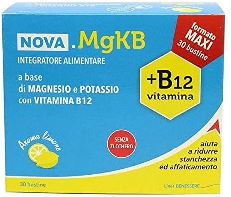 NOVA MGKB 30 BUSTINE 50 G - Speedyfarma.it