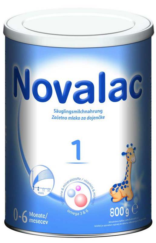 NOVALAC 1 800G - Farmacia Centrale Dr. Monteleone Adriano