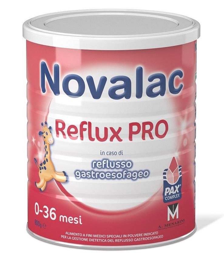 NOVALAC REFLUX PRO 800 G - Farmacia Centrale Dr. Monteleone Adriano