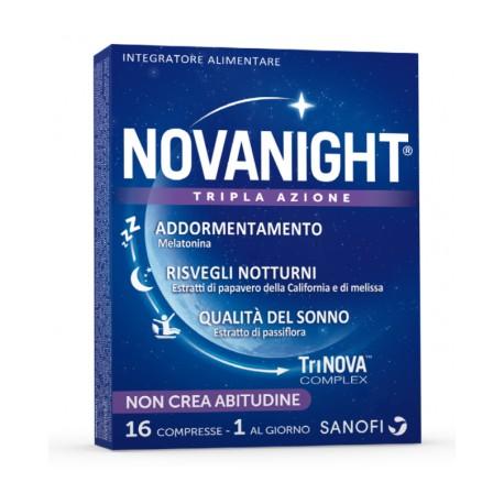 NOVANIGHT 16 COMPRESSE - farmaventura.it
