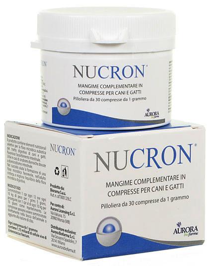 NUCRON 30 COMPRESSE - Farmacia Centrale Dr. Monteleone Adriano