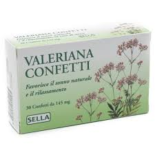 NUOVA VALERIANA 30 CONFETTI 50MG - Farmacia Giotti