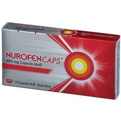 NUROFENCAPS*10CPS MOLLI 400MG -