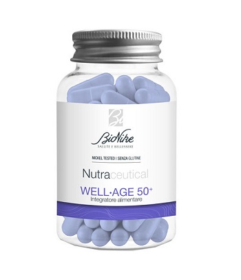 NUTRACEUTICAL WELL-AGE 50+ 60 CAPSULE - Zfarmacia