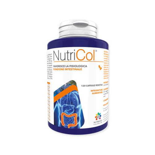Nutrigea Nutricol 120 Compresse Integratore Alimentare Linea Intestino Sano - Farmastar.it