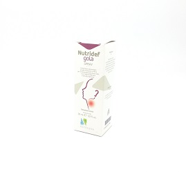 Nutridef Gola Spray 30ml - Farmacia 33