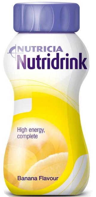 NUTRIDRINK BANANA 4 X 200 ML - Farmacia Centrale Dr. Monteleone Adriano
